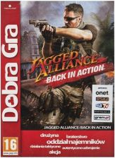Jagged Alliance Back in Action Dobra Gra (Gra PC)