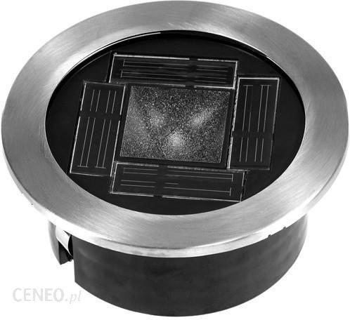 Solaris Lampa Solarna Led Najazdowa Do Zabudowy Czujnik 301002