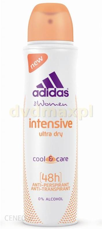 Adidas Cool & Care Intensive Woman dezodorant Spray 150 ml