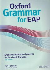 Oxford Grammar for EAP B2: English Grammar Practice for Academic Purposes