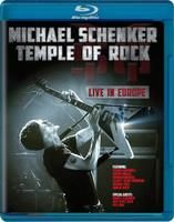Schenker Michael - Group - - Live In Europe (Blu-ray)