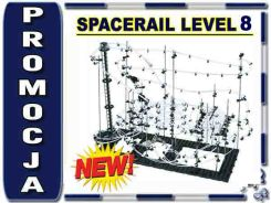 Spacerail Level 8 Kulkowy Rollercoaster Spacewarp