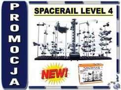 Spacerail Level 4 Kulkowy Rollercoaster Spacewarp