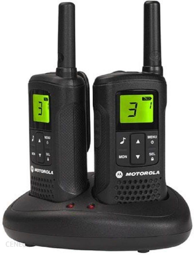 Motorola TLKR T60 czarny