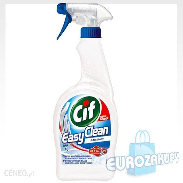 Cif Easy Clean Do Czyszczenia łazienki 750ml