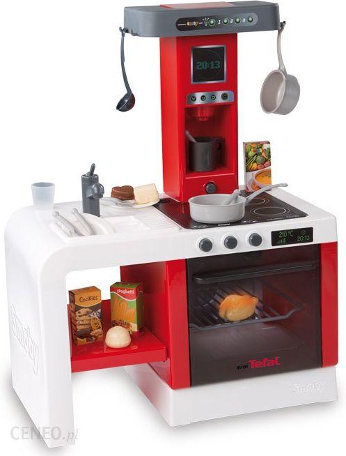 Smoby Kuchnia Elektroniczna Tefal Cheftronic Wersja 2 24114