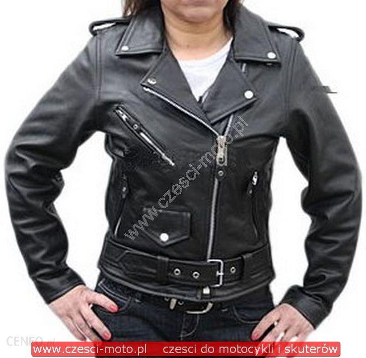 af319aa78c272 Odzież motocyklowa Kurtka skórzana RAMONESKA damska - rozm. 5XL ...