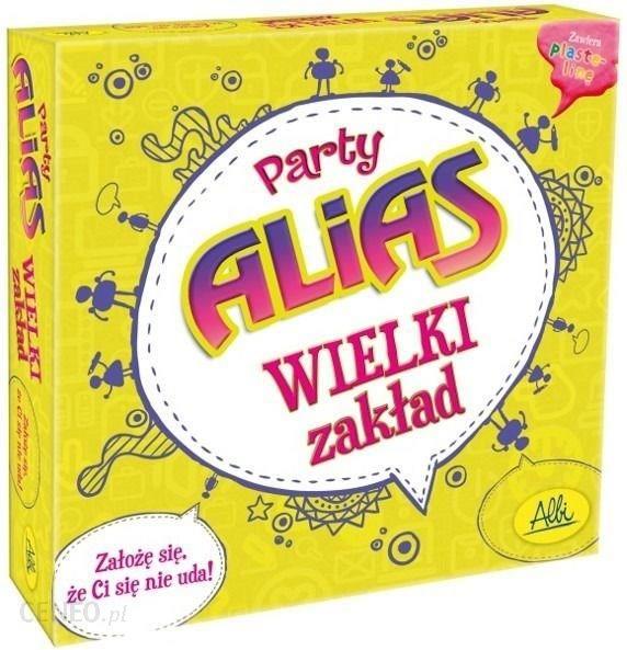 """Albi Party Alias"" - didelis statymas"