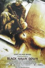 Black Hawk Down / Helikopter W Ogniu - Leave No Man Behind - Plakat NW0079
