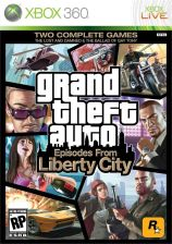 Grand Theft Auto Episodes From Liberty City (Gra Xbox 360)