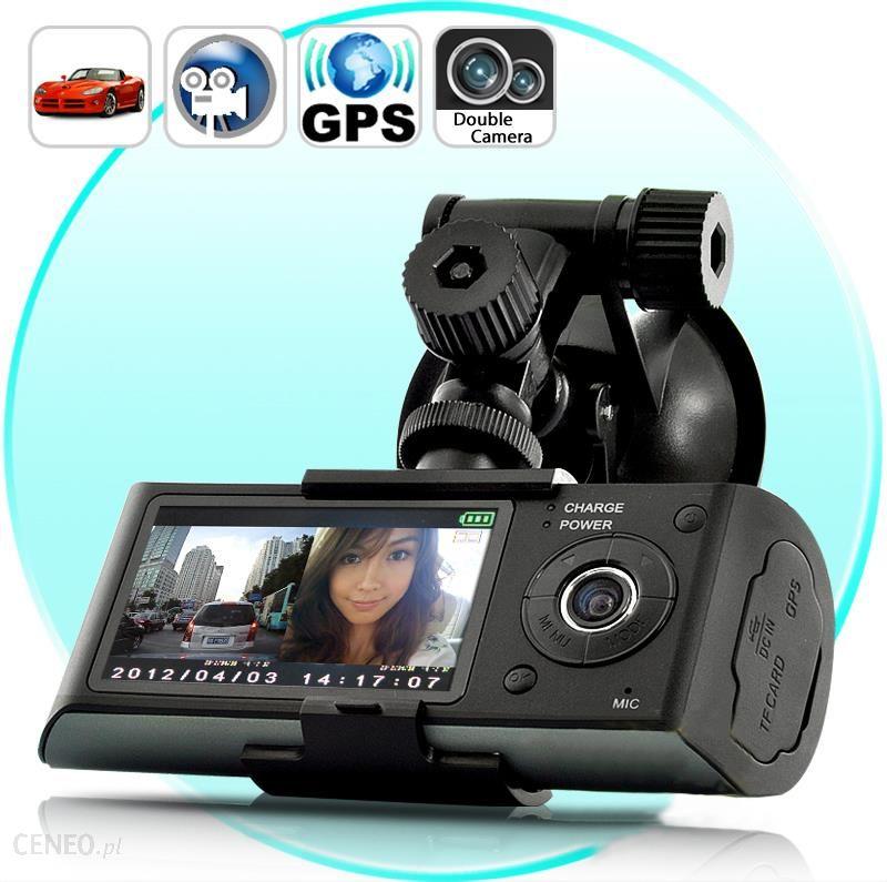 244b97a3c0e2a4 Rejestrator jazdy CarCam 2-Kamery Samochodowe HD GPS. - Opinie i ...