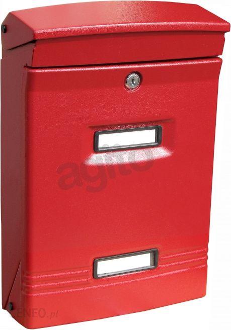 Patsy Postmaster Skrzynka Na Listy Czerwona Opinie I Atrakcyjne Ceny Na Ceneo Pl