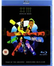 Depeche Mode - Tour Of The Universe - Barcelona (Blu-ray)
