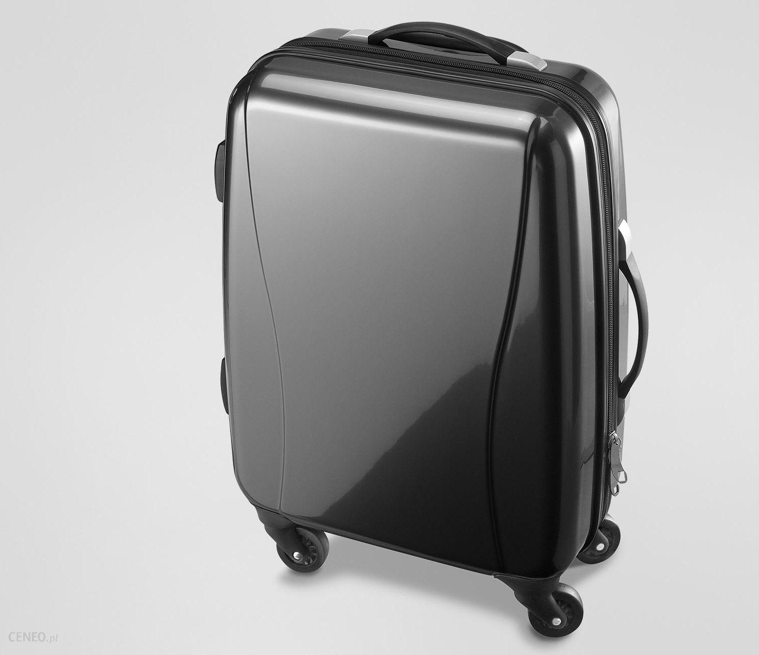 30dd4f75131ca Tchibo Twarda walizka na kółkach 26 l - Ceny i opinie - Ceneo.pl
