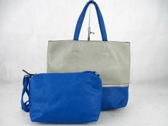 85aa80e3539e6 CASTELLA Torebka damska 1077 niebieska (1077-blue) - Ceny i opinie ...