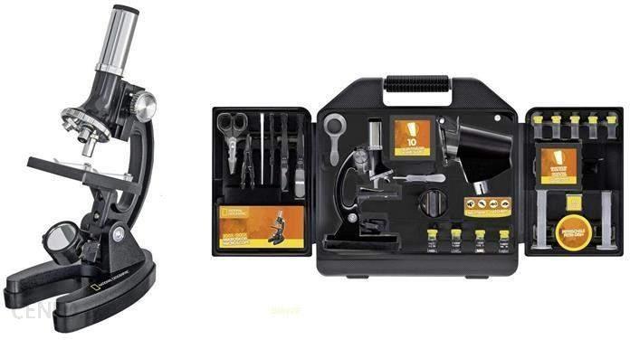 Bresser junior mikroskop zestaw w walizce ceny i