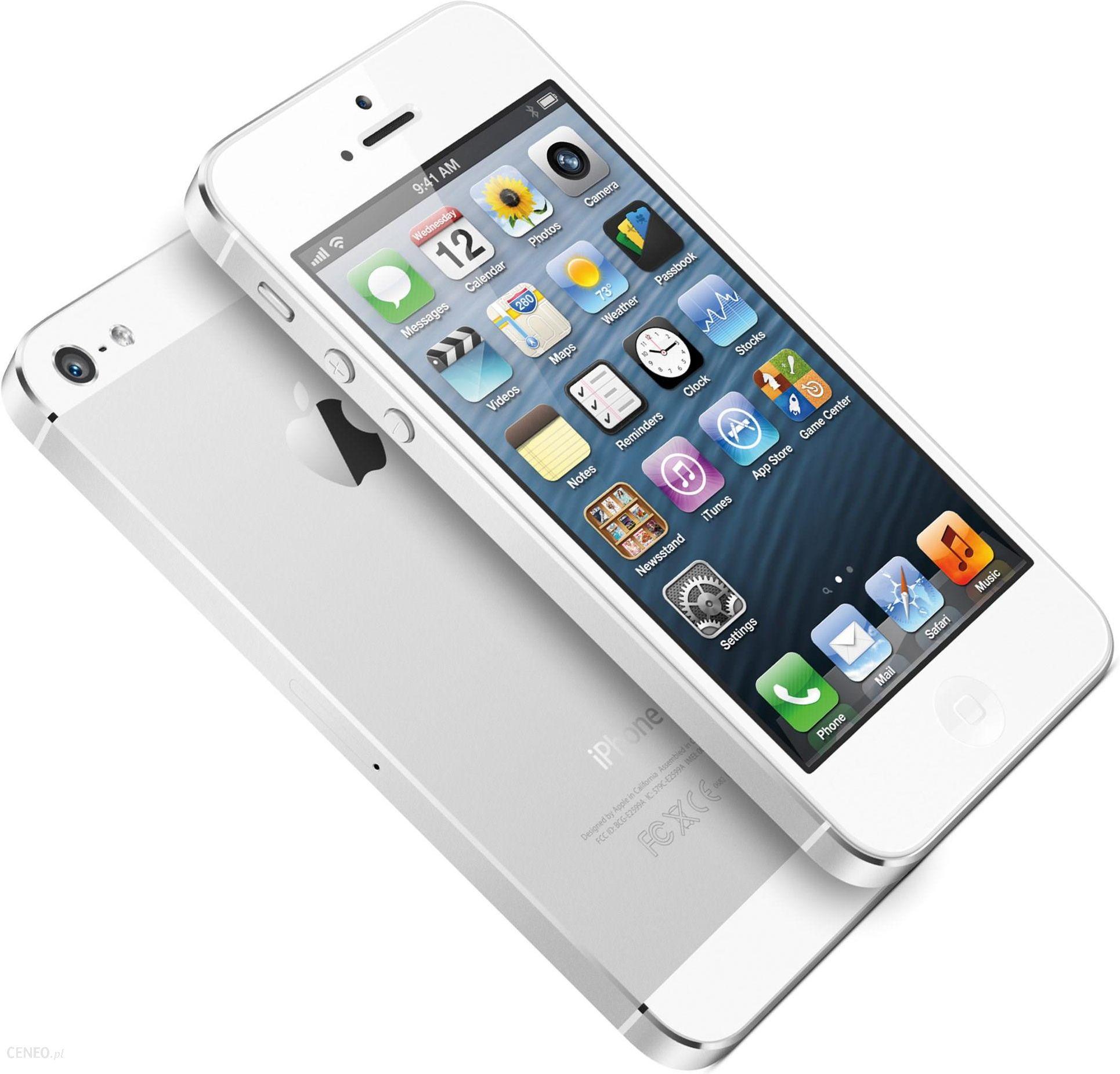 Smartfon Apple Iphone 5s 16gb Srebrny Opinie Komentarze O Produkcie 2
