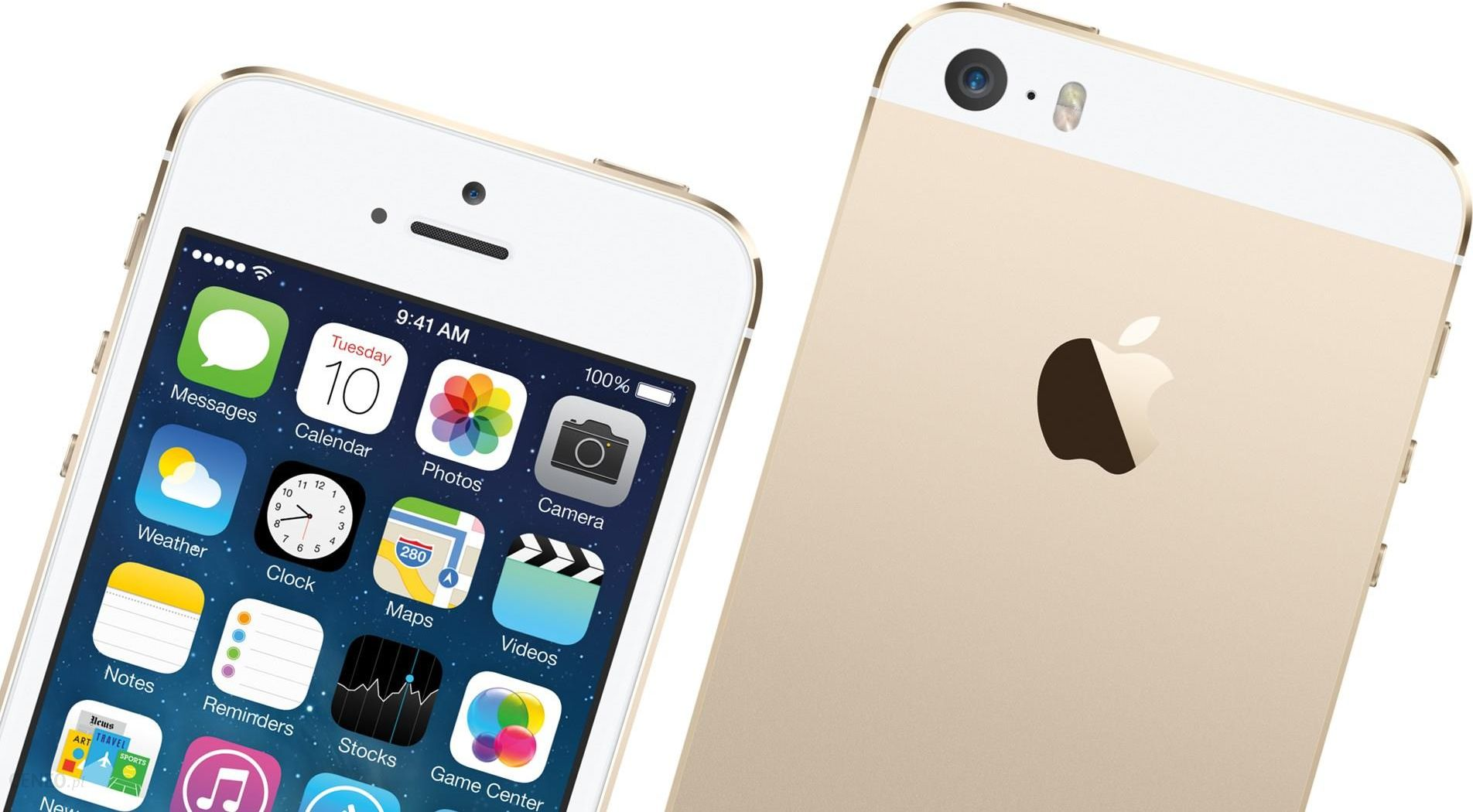Apple Iphone 5s 64gb Zoty Ceny I Opinie Na Gold Smartfon Zdjcie 3