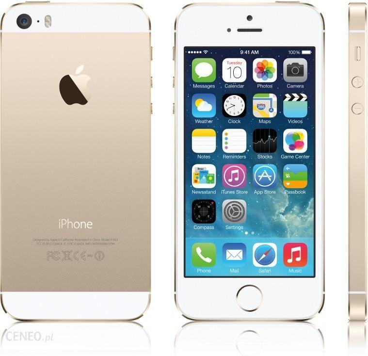 Smartfon Apple Iphone 5s 64gb Zloty Opinie Komentarze O Produkcie 4