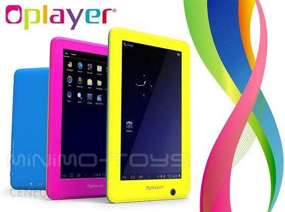Digitronic Tablet Dla Dziecka M700 Oplayer Ekran 7Cali Android 4 0 Gry Wifi  Różowy - Ceny i opinie - Ceneo pl