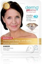 Dermo Pharma maska kompres 4D intensywny ifting i anti-aging
