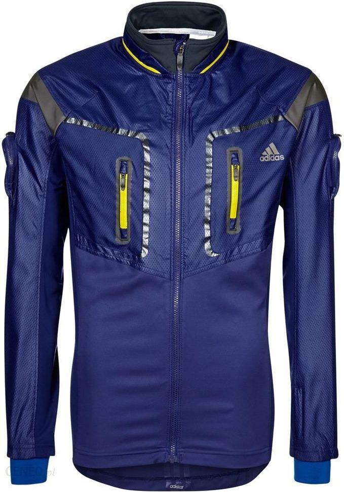 adidas Performance Kurtka do biegania niebieski zalando kurtki