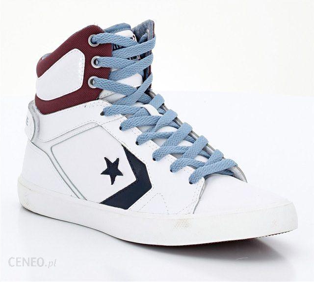 CONVERSE Buty sportowe do kostki młodzieżowe dla dziewczyn Mid (IG405) Ceny i opinie Ceneo.pl