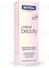 Kosmetyk Pod Oczy Nivea Visage Natural Beauty Rozswietlajacy Krem Pod Oczy 13 Ml Opinie I Ceny Na Ceneo Pl
