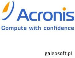 Acronis Backup & Recovery 11.5 Advanced Server for Windows with MS SQL Server - zdjęcie 1