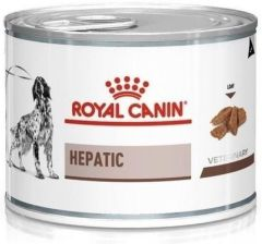 Royal Canin Veterinary Diet Hepatic Canine Wet 200g