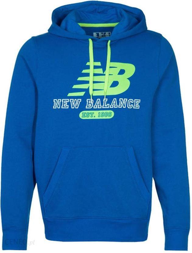 przedstawianie kup popularne urzędnik New Balance Bluza z kapturem niebieski (317960-60) - Ceny i opinie -  Ceneo.pl