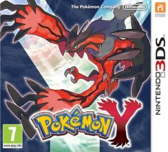 Pokemon Y (Gra 3DS)