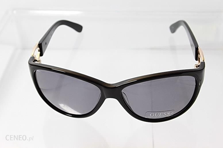 Guess okulary GU 7044 BLK3