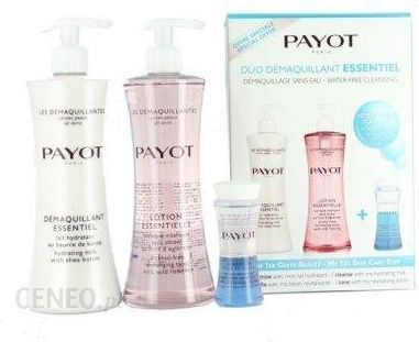 22deb889391 ... Soothing Cleanser For Eyes And Lips 50 ml zes. Zestaw dla kobiety PAYOT  zESTAW Duo Demaquillant Essentiel Hydrating Milk 400 ml + Alcohol-Free