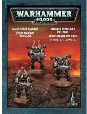 Warhammer 40K: Chaos Space Marines Snap Fit Box