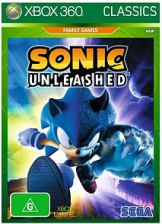 Sonic Unleashed Classic (Gra Xbox 360)