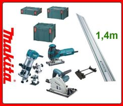 Makita Zestaw RT0700CX2J+4351FCTJ+SP6000J+194368-5