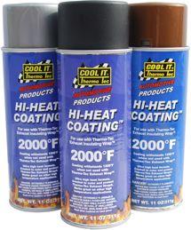 Narzedzia Do Warsztatu Thermo Tec Hi Heat Coasting Farba Zaroodporna