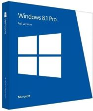 MICROSOFT WINDOWS 8.1 PRO 32/64 BIT BOX DVD PL (FQC-07346)