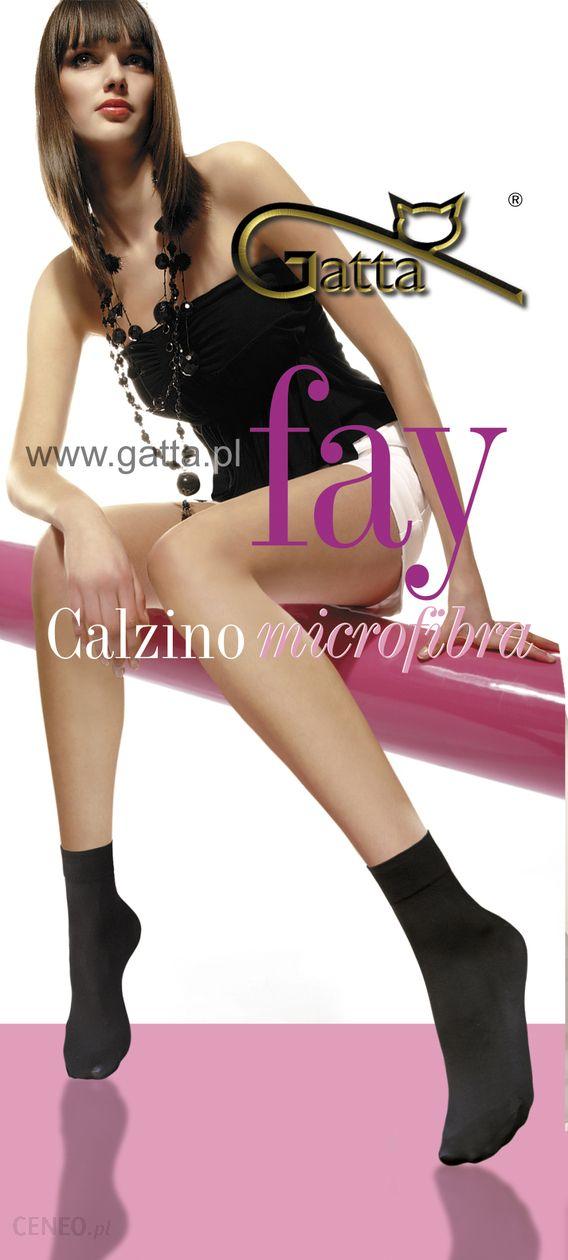 7260e15d SKARPETKI DAMSKIE FAY MIKROFIBRA 40 DEN GATTA - Ceny i opinie - Ceneo.pl