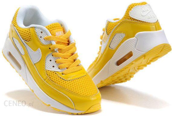 Buty Męskie Nike Air Max 90 Leather •cena 434,00 zł•Białe