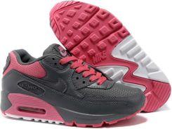 Nike Air Max 90 Buty sportowe szaroróżowe Ceny i opinie Ceneo.pl