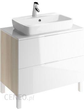 Bardzo dobry Cersanit Laredo szafka pod umywalki nablatowe 80cm (S300-004 XO58