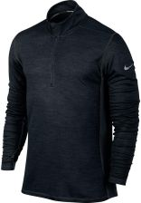 bluza do biegania męska NIKE DRI-FIT WOOL HALF ZIP
