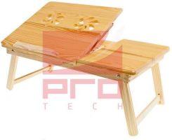Pro Tech Regulowany Drewniany Stolik Pod Laptopa 15 K672
