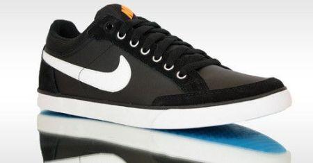 Buty Nike NIKE CAPRI III LOW LTHR Ceny i opinie Ceneo.pl