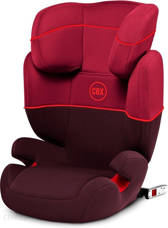 Fotelik Cybex Free Fix Rumba Red 15 36kg Ceny I Opinie Ceneo Pl