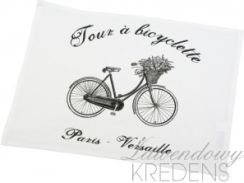 French Home serwety na stół bicyclette FHSB05