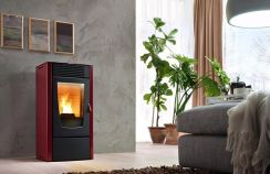 Mcz piecyk na Pelet RED Dalia Air 6kW