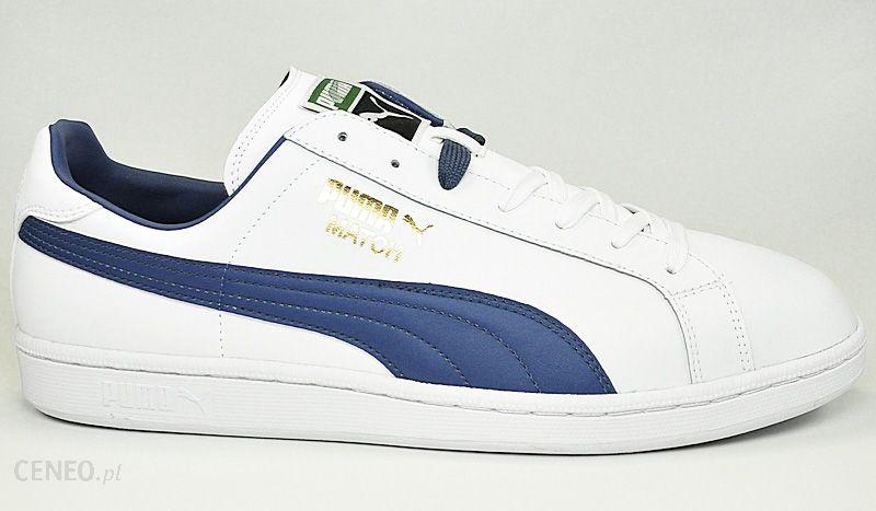 Puma MATCH SOLID FS (354614 06) biało niebieski 354614